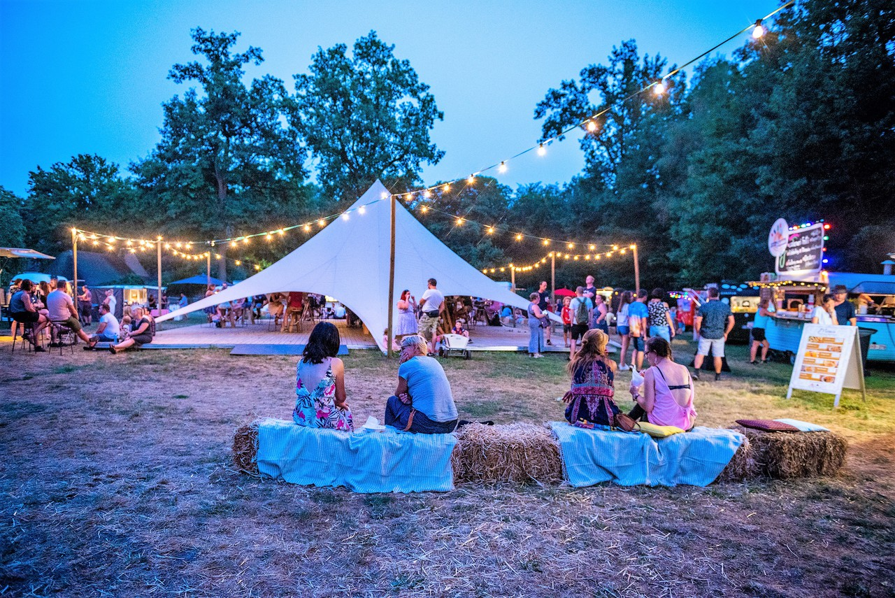 Bolderberg domein Bovy: chefs on wheels food truck festival arriveert op 8 & 9 september