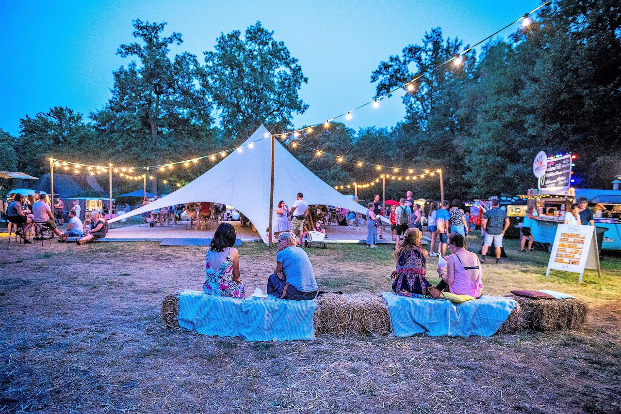 Domein Bovy: foodtruckfestival chefs on wheels op zat en zon 21 en 22 september 2019