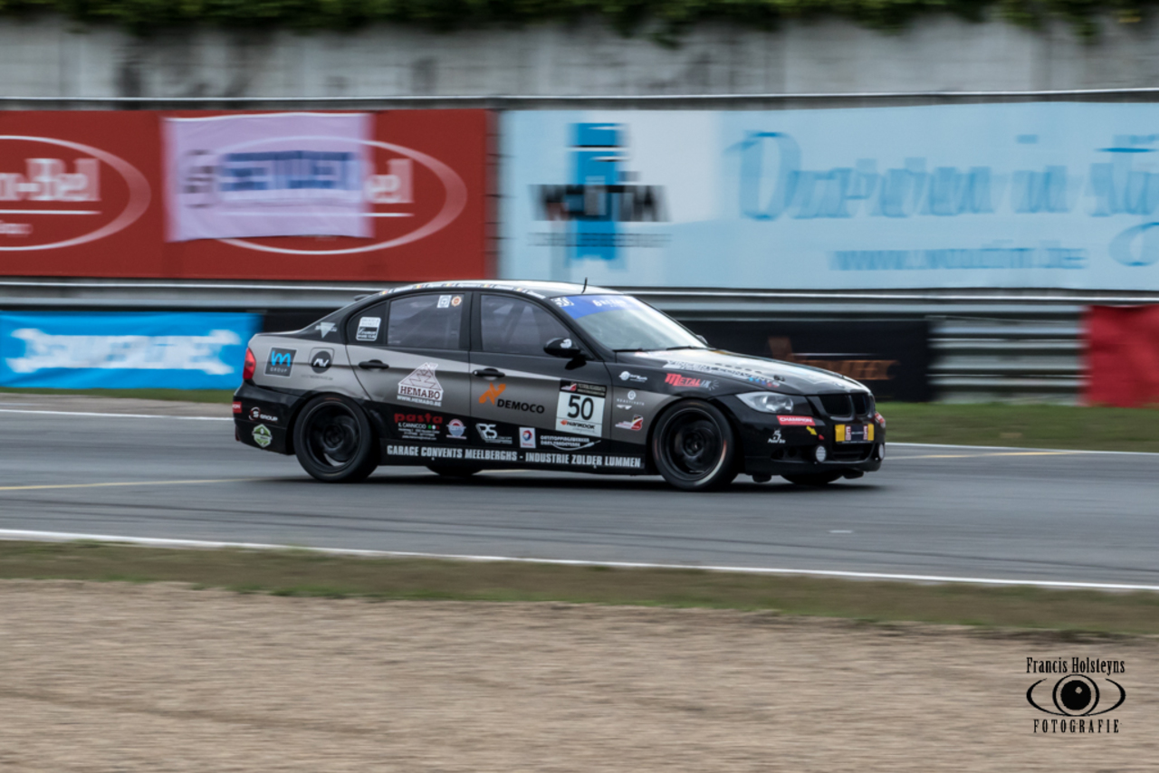 Convents Racing op podium in Belcar 6